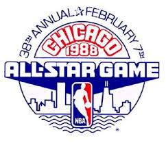 NBA. All-Star Game 1989