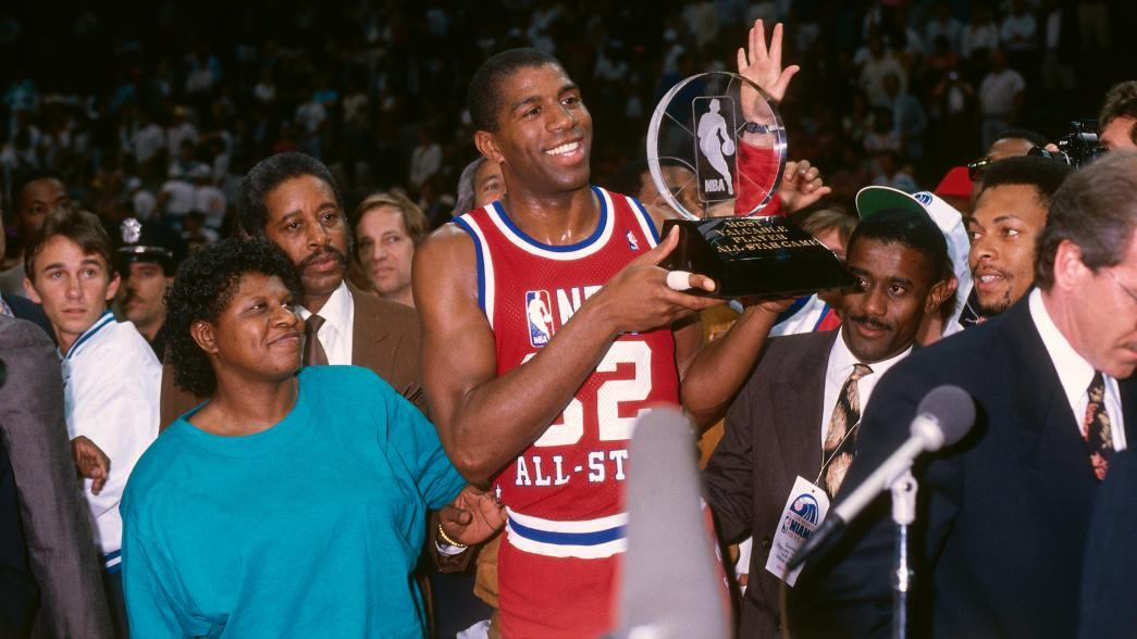 NBA. All-Star Game 1990