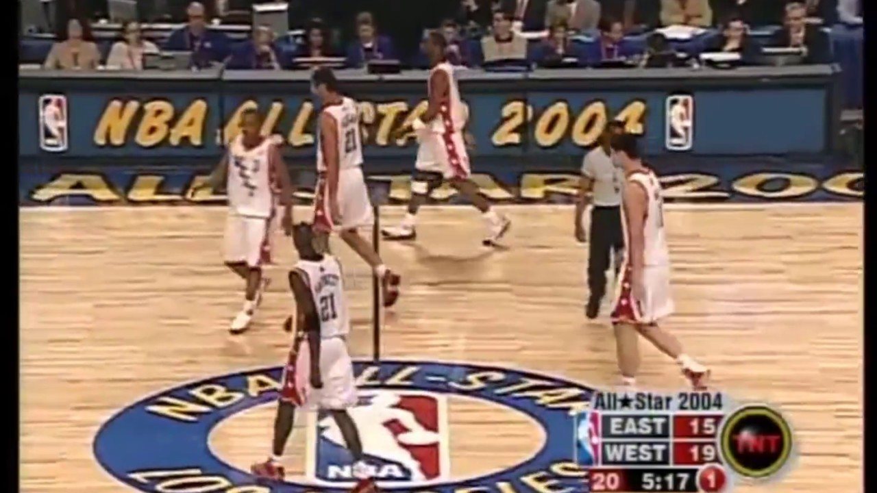 NBA. All-Star Game 2004