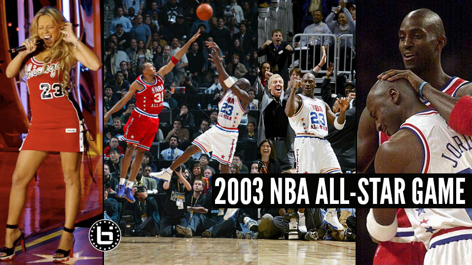 NBA. All-Star Game 2003