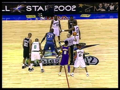 NBA. All-Star Game 2002