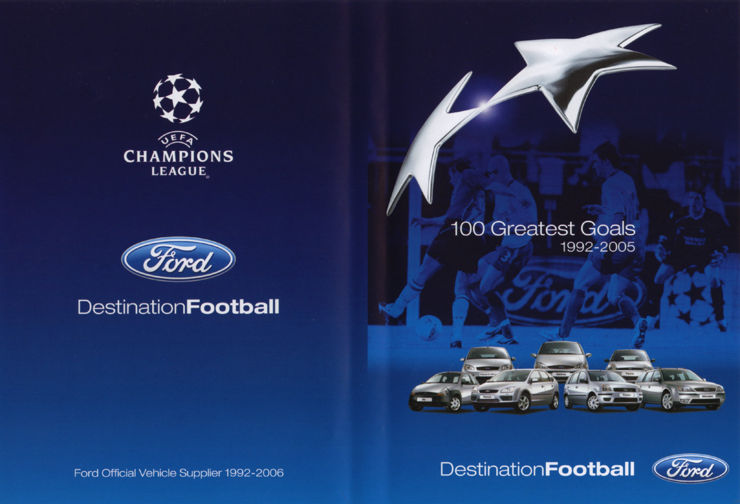 100 Greatest Goals In Champions League